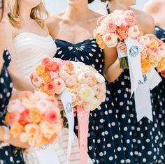 6 Polka-Dot Bridesmaid Dresses (So Fun!) All Less Than $150