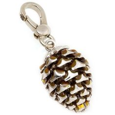 Juicy Couture Pinecone Charm