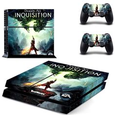 Dragon age inquisition PS4 pro Skin for PlayStation 4 pro Console    Controllers 29502939b866