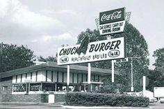 Chuck a Burger Restaurant | Chuck-A-Burger Drive-In Restaurant, St. Louis, Missouri