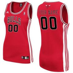 Chicago Bulls Women s Apparel c45e96ed0