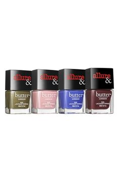 Allure for butter LONDON 'Arm Candy' Nail Lacquer