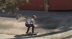 Mostly Skateboarding