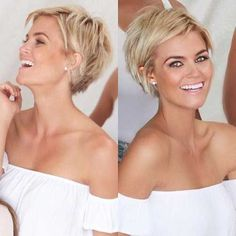 Once a woman has a pixie hairstyle it is really hard to let go of the comfort of the pixie cut. We totally get it because pixie is trendy, adorable and effortlessly chic.  Now let's  view these gorgeous pixie ideas… Continue Reading →