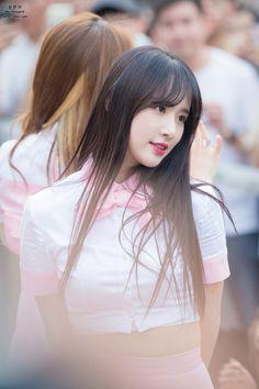 i'm the heroine Yuehua Entertainment, Starship Entertainment, Xuan Yi, Shes Amazing, Pin Pics, Cosmic Girls, Rupaul, New Girl, Korean Singer