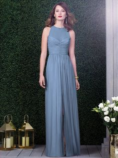 Dessy Collection Style 2920 (shown in windsor blue)