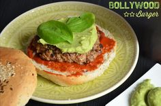 Bollywood burger, ag