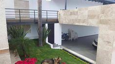 Arriba del garaje, ¡construyeron una terraza fantástica! (De Yadira Espinoza…