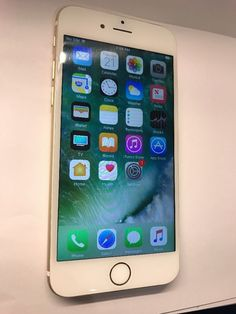 Apple iPhone 6 - 16GB - Gold (Unlocked) Smartphone Grade A