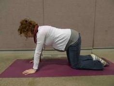 spinning babies positioning exercises