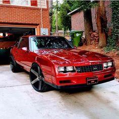 Custom Muscle Cars, Chevy Muscle Cars, Custom Cars, Donk Cars, Pontiac Lemans, Old School Cars, Sweet Cars, Diesel Trucks, American Muscle Cars
