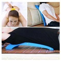 Herramienta-de-masaje-de-espalda-Camilla-vertebra-Cervical-Alivio-Cuello-Dolor-Fatiga-Masajeador