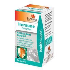 nativa immune complex 30's