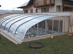 Resultado de imagen para indoor swimming pool covered
