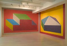 Sol LeWitt's 'Forms Derived from a Cube' at PaceWildenstein 2009 - AO Art Observed™
