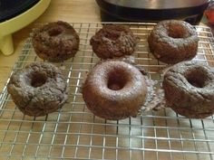 A few months ago I ran across a great buy at Bed Bath and Beyond, a BabyCakes Mini Donut Maker for $7…so I bought it. And started making a special treat for Rick and I on the weekends. These were...Read more