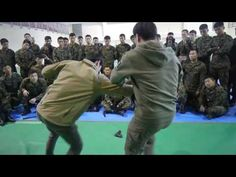 Tactical system of TKDD Seminar for ROK Amy World Taekwondo Defense Federation720p - YouTube