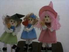 Bonecas fadinhas
