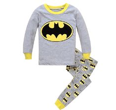 d47aa66670 Kids Pajamas Sets baby Boys Sleepwear Suit Children pyjamas Clothing Set  for T-shirt +