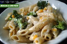 Broccoli & Corn Pasta