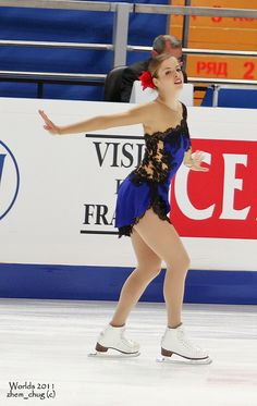 22 - Carolina KOSTNER, ITA by zhem_chug, via Flickr