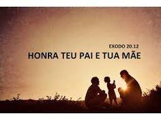 TEOLOGIA HOJE: Sermão 04 - Honra Teu Pai e Tua Mãe