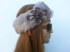 Hey, I found this really awesome Etsy listing at https://www.etsy.com/listing/213052039/stylish-womens-light-lavender-faux-fur