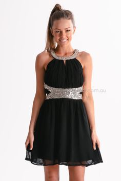princess parade cocktail dress - black | Esther clothing Australia and America USA, boutique online ladies fashion store, shop global womens wear worldwide, designer womenswear, prom dresses, skirts, jackets, leggings, tights, leather shoes, accessories, free shipping world wide. – Esther Boutique