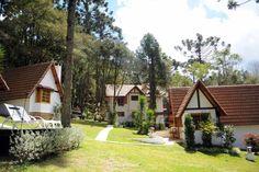Bangalôs charmosos do Provence Cottage & Bistrô, em Monte Verde, Minas Gerais