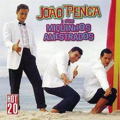 Après Os Incriveis, The Clevers, Renato e Seus Blue Caps, The Fevers..., une nouvelle formation de Pop-Rock tendance légère que je découvre. João Penca e seus Miquinhos Amestrados est un groupe caractérisé par un nom à rallonge et un répertoire Pop-Rock...