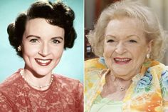 Betty White 96 77 Million Hollywood Actor Hollywood Celebrities