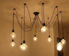 2016 DIY pendant light decorative pendant spider light