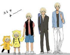 Conan, Fbi Cia, Amuro Tooru, Last Man Standing, Magic Kaito, Case Closed, Chibi, Fandoms, Princess Zelda