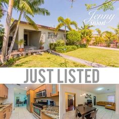 JUST LISTED  Fabulous 4/2 home  1/1 income producing guest area. Tastefully updated kitchen and bathrooms with wood cabinets and granite counter tops. Enjoy the sunshine state in this lavish fenced in large backyard's covered terrace with fruit trees and utilize the spacious shed in the yard.  885 E 8th St. Hialeah Florida | 345000 . . . jennifer@thechadcarrollgroup.com (305) 525-6769  http://ift.tt/1XpMFN6 . . . #JennySellsMiami #TheCarrollGroup #DouglasElliman #EllimanSFL…