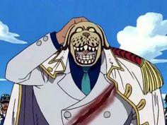 Luffy and GARP | ... que Devemos Conhecer! #1 – Monkey D. Garp de One Piece | Portal GON