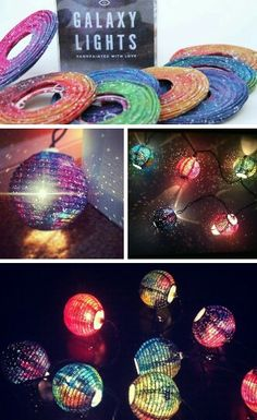 Galaxy lights