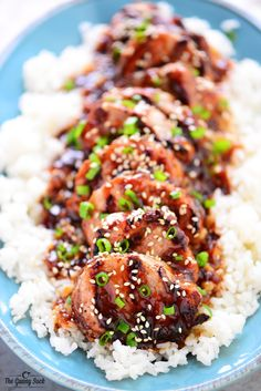 Honey Sesame Pork Tenderloin Recipe--Honey Sesame Pork Tenderloin is an easy family dinner recipe that's perfect for busy weeknights. The pork is fully cooked in only 8 minutes on the grill!
