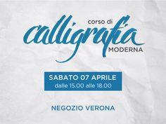 Corso di Calligrafia Moderna a Verona