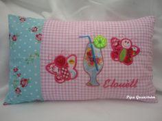 Kussentje met naam Coin Purse, Cushions, Throw Pillows, Purses, Pipes, Hobby Craft, Handbags, Toss Pillows, Toss Pillows