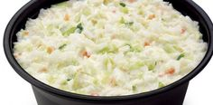 Time is running out for Chick-fil-A's cole slaw.