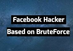 Protect your personal Facebook account from being hacked with the Brute Force Technology. This tutorial will show you all the steps someone can in order to steal your credentials. Keep your personal accounts to yourself and enjoy Social Media without being afraid. You deserve this. You Deserve, How To Become, Tutorials, Hacks, Social Media, Technology, Facebook, Tech, Tecnologia