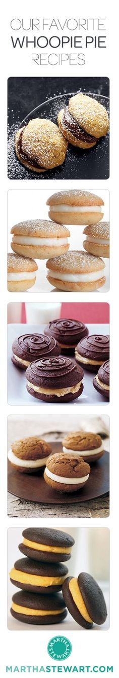 Our Favorite Whoopie Pie Recipes