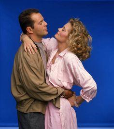 Maddie and David - Moonlighting