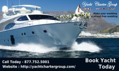 Yacht Charter Group has years of experience managing all types of birthday parties, anniversaries, corporate events on a broad range of yachts worldwide.We offer you quality boat rentals, boat rentals in Miami, Ft Lauderdale, Palm Beach and Boca Raton. We are one of the world's foremost yacht owners who, for over three decades.  Website : http://yachtchartergroup.com/miami/