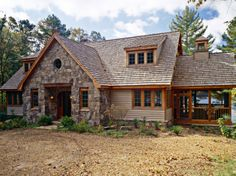 Lake House, Harrison Design Associates Projects