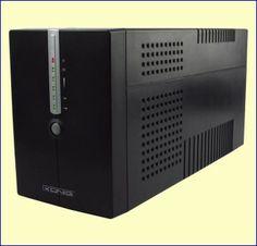 Deze uninterruptible power supply CMP-UPS2000VAL heeft een ingebouwde accu en spanningsomvormer die u dertig minuten de tijd geeft om uw bestanden op te slaan en uw computer correct af te sluiten tijdens een stroomstoring. Met de meegeleverde bewakingssoftware ViewPower kunt u uw UPS beheren en de status hiervan bekijken op uw computerscherm. http://www.vego.nl/accu/cmp-ups2000val/cmp-ups2000val.htm
