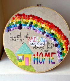 Ameroonie Designs: Chasing Rainbows