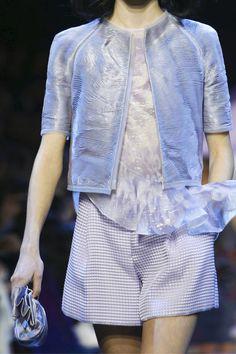 Giorgio Armani Priv Fashion Show Couture Collection Spring Summer 2016 in Paris
