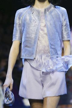 Giorgio Armani Privé Fashion Show Couture Collection Spring Summer 2016 in Paris