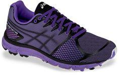 ASICS GEL-Instinct33 Trail Running Shoe. PURPLE!
